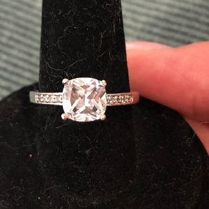 Jewelry - Engagement style CZ ring